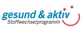 Schlank durch Stoffwechselregulation aktiv Logo - Naturheilkunde