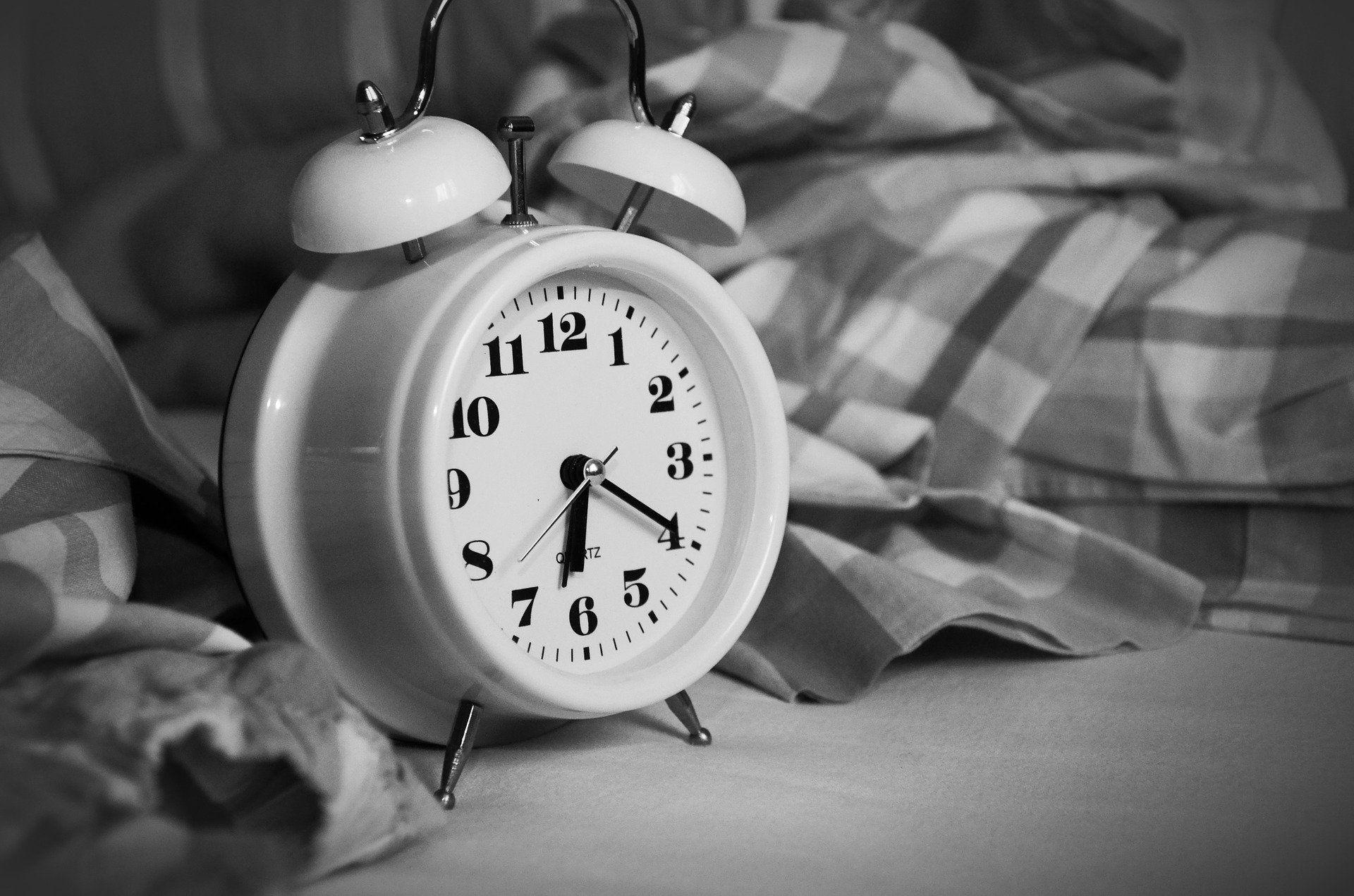 Chronischer Schlafmangel