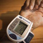 Messgerät zum Blutdruck messen